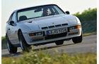 Porsche 924 Turbo, Frontansicht