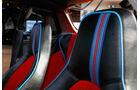 Porsche 924 Weltmeister, Martini, Kopfstütze