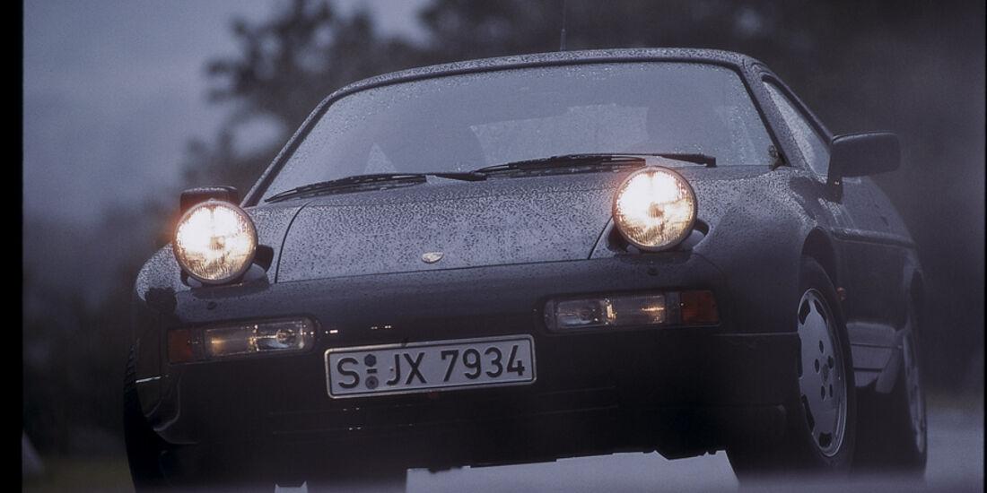 Porsche 928, Front