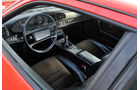 Porsche 944, Cockpit