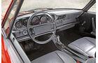 Porsche 959, Cockpit