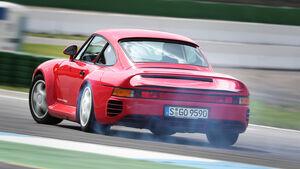 Porsche 959, Exterieur