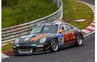 Porsche 997 GT3 - Kurt Ecke Motorsport - Startnummer: #67 - Bewerber/Fahrer: Andreas Weiland, Gudio Wirtz, Oleg Kvitka - Klasse: SP7