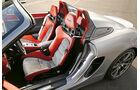 Porsche Boxster Spyder, Bestuhlung
