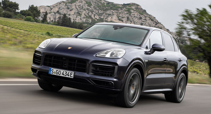 porsche cayenne e hybrid 2018 fahrbericht preis daten. Black Bedroom Furniture Sets. Home Design Ideas