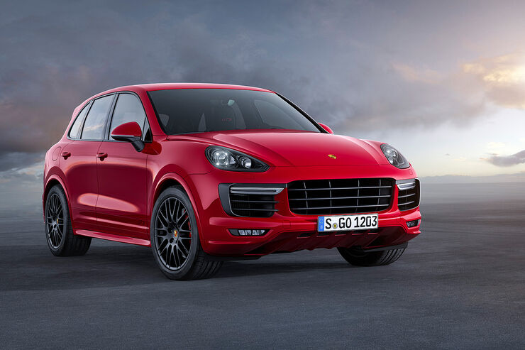 porsche cayenne gts auf der l a autoshow ausgesaugt und. Black Bedroom Furniture Sets. Home Design Ideas