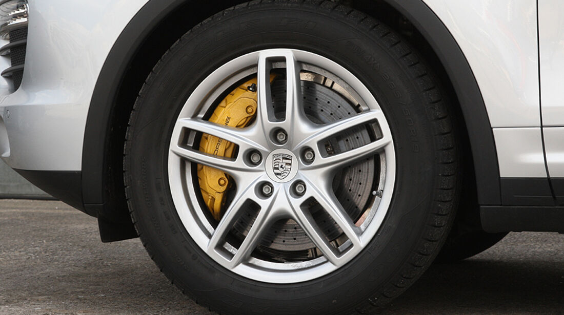 Porsche Cayenne S, Felge