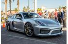 Porsche Cayman GT4 - Newport Beach Supercar Show 2018
