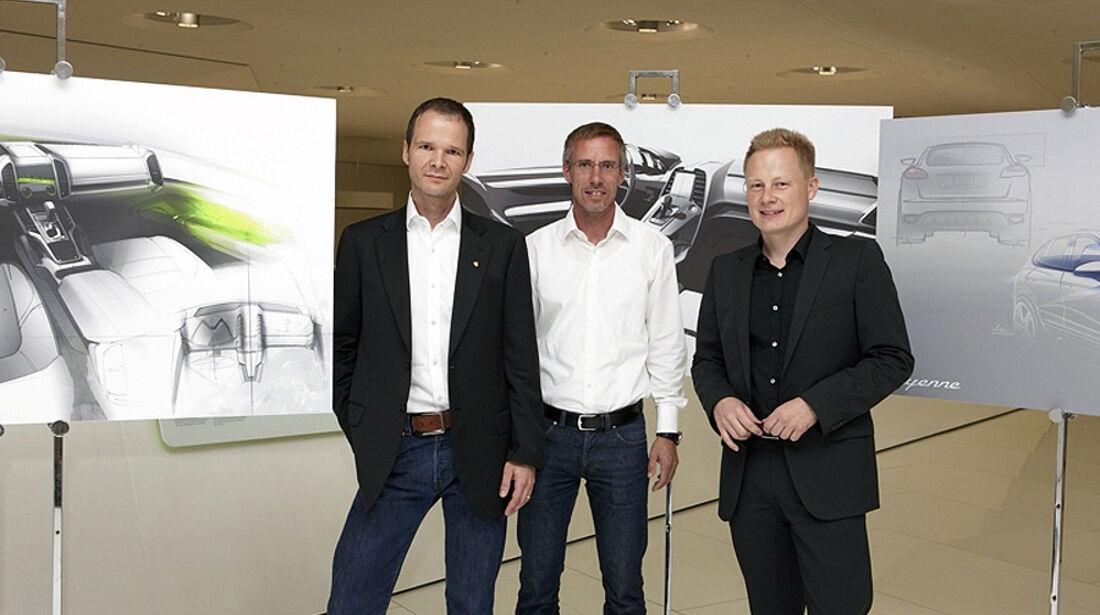 Porsche Design Show