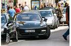 Porsche, Einparken