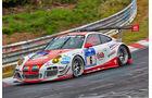 Porsche GT3 R - Frikadelli-Racing-Team - Startnummer: #6 - Bewerber/Fahrer: Klaus Abbelen, Sabine Schmitz, Patrick Huismann, Patrick Pilet - Klasse: SP9 GT3