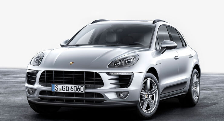 porsche macan modellpflege 2016 jetzt auch mit. Black Bedroom Furniture Sets. Home Design Ideas