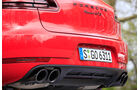 Porsche Macan GTS, Endrohre
