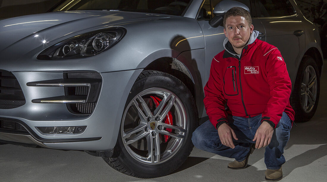 Porsche Macan Turbo, Fahrbericht