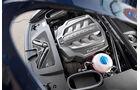 Porsche Macan Turbo mit Performance Paket, Motor