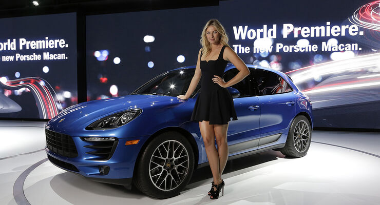 porsche macan auf der los angeles auto show nummer 5 lebt auto motor und sport. Black Bedroom Furniture Sets. Home Design Ideas
