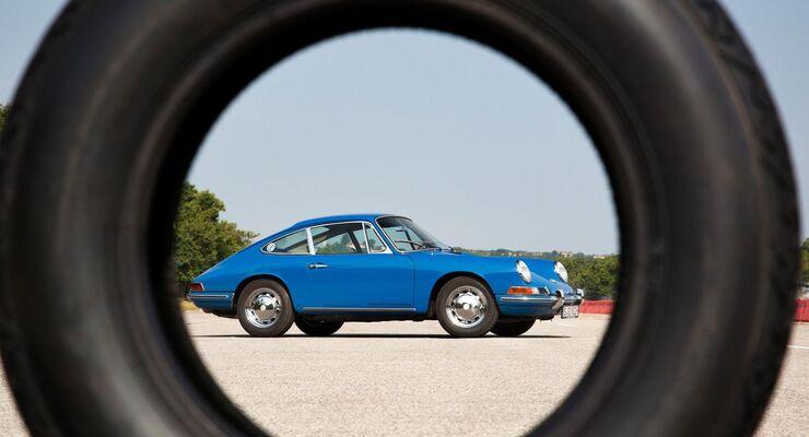 Porsche Oldtimer-Reifen