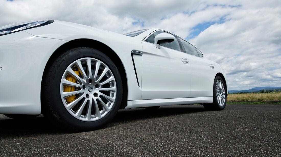 Porsche Panamera 4S, Felgen