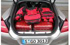 Porsche Panamera Diesel, Koffer, Kofferraum