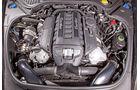 Porsche Panamera Turbo, Motor