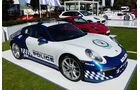 Porsche Polizei - Formel 1 - GP Australien - Melbourne - 11. März 2015