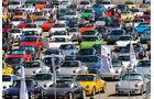 Porsche Rennsport Reunion, Besucherparkplatz