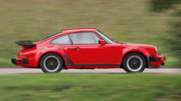 Porsche Turbo 3.3,