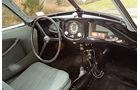 Porsche Typ 64, Cockpit