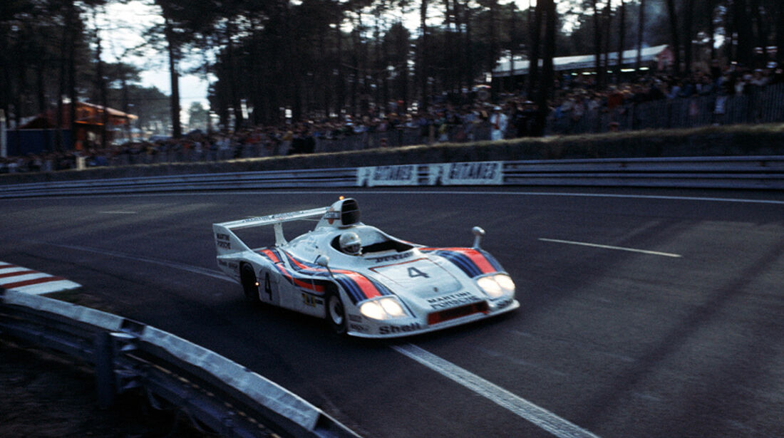 Porsche Typ 936/77 Spyder