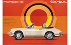 Porsche-Werbung Hanns Lohrer