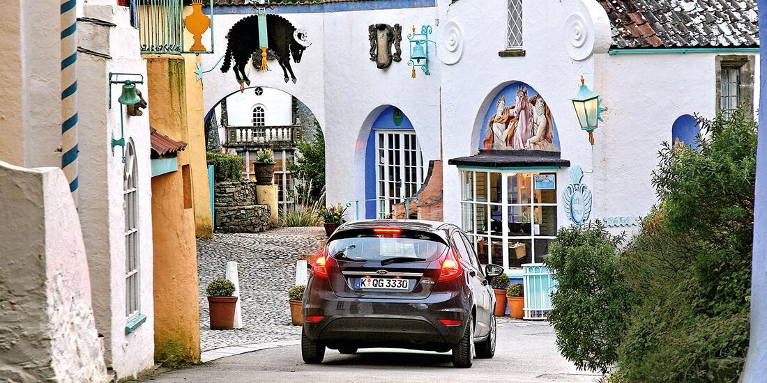 Portmeirion, Ford Fiesta 1.4,