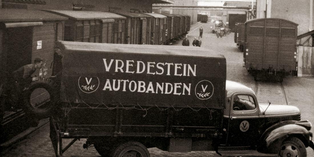 Porträt Vredestein