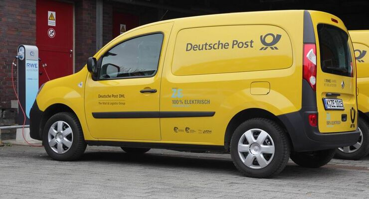 Post, Renault Kangoo Rapid Z.E.