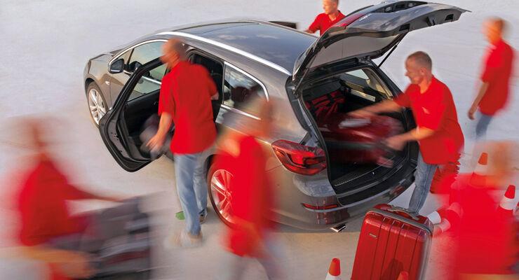 Praxistest, Opel Astra Sportstourer 1.4 Turbo