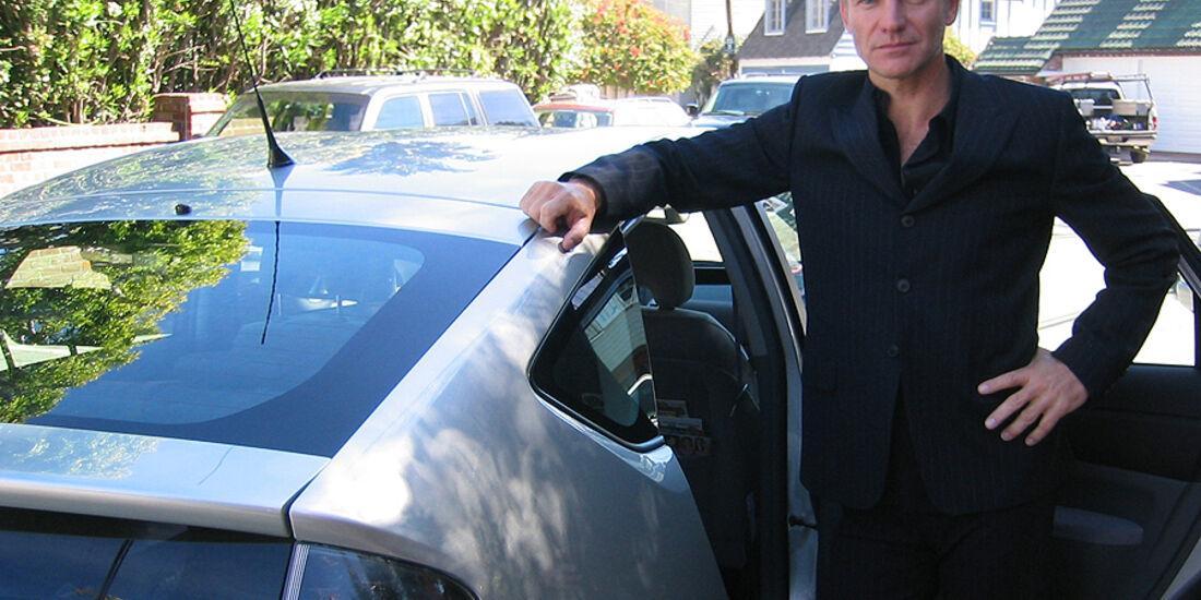 Promi-Autos, Toyota, Sting