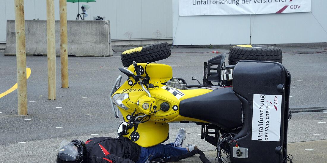 Quad Crashtest UDV