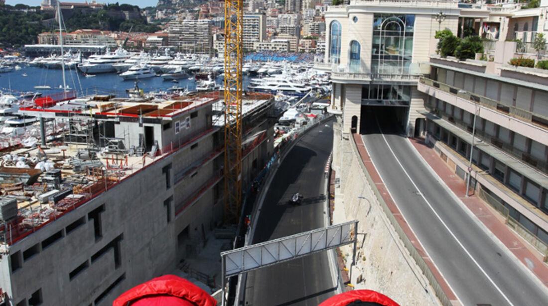 Qualifying - Formel 1 - GP Monaco - 26. Mai 2012