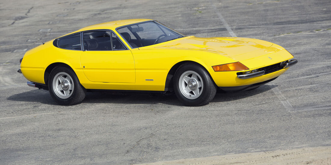 RM Auctions, Arizona, 1972 Ferrari 365 GTB/4 Daytona
