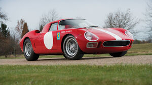 RM Auctions, Scottsdale Arizona: 1964 Ferrari 250 LM