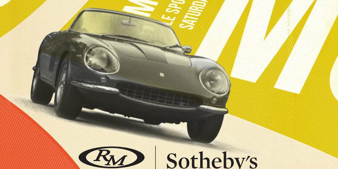RM Auctions Sotheby's Monaco Sale 2016, Auktion