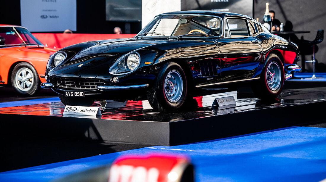 RM Sotheby's Auktion Rétromobile Paris 2019 Ferrari 275 GTB/6C 1966