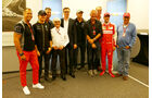 RTL & Bernie Ecclestone - Formel 1 - GP Belgien - Spa-Francorchamps - 21. August 2015