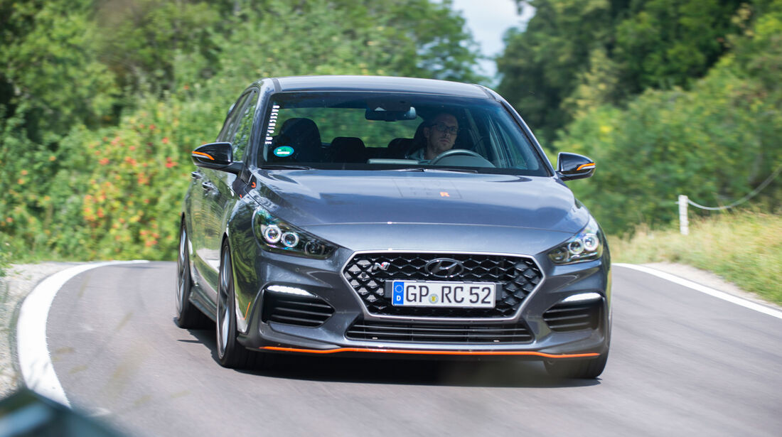 RaceChip Hyundai i30 N Performance - Tuning - Kompaktwagen - sport auto Award 2019
