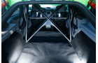 Raeder-Ford Focus RS, Innenraum