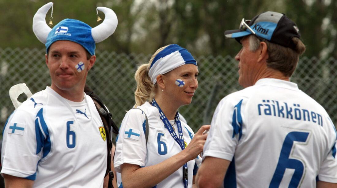 Räikkönen Fans 2008