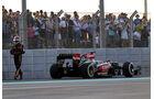 Räikkönen - GP Abu Dhabi 2013