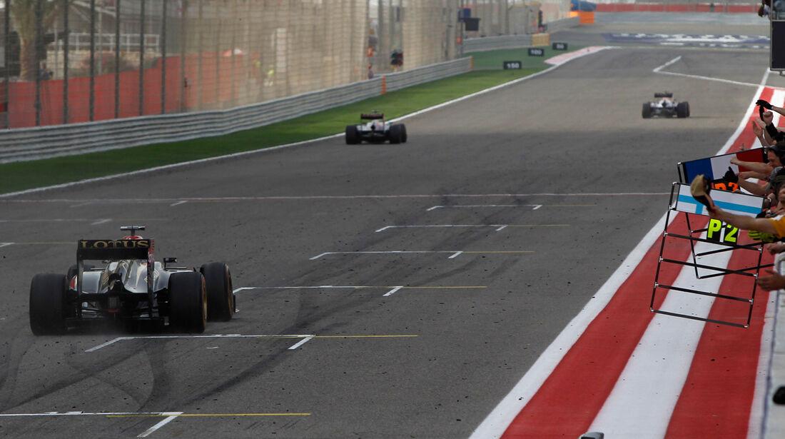 Räikkönen - GP Bahrain 2013