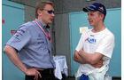 Räikkönen & Häkkinen 2001