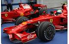 Räikkönen Massa 2008