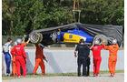 Raffaele Marciello - Sauber - Formel 1-Test - Barcelona - 13. Mai 2015